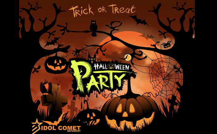 IDOL COMET PREMIUM Halloween Party